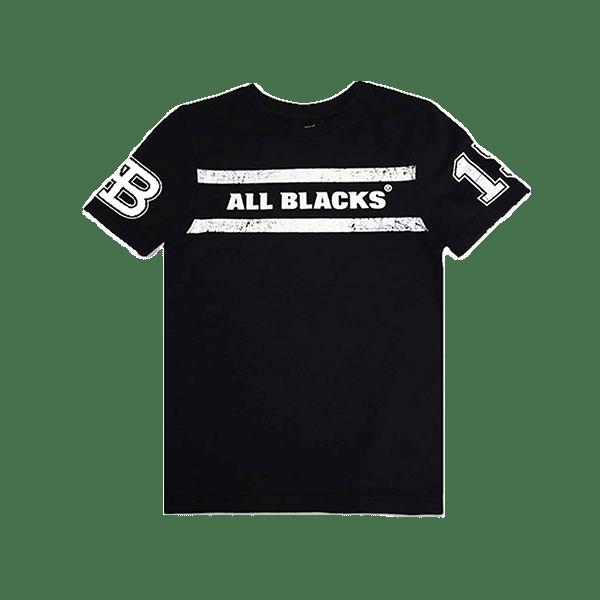 All Blacks Kids Word Mark T Shirt