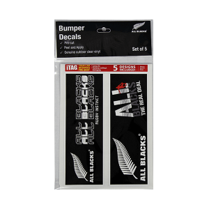 All Blacks Car Bumper Stickers