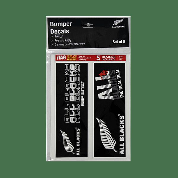 All Blacks Car Bumper Stickers