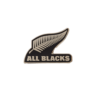 All Blacks Logo Pin