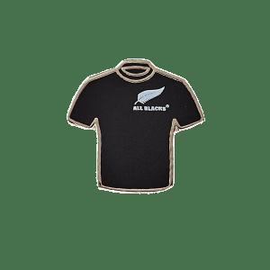 All Blacks Jersey Pin
