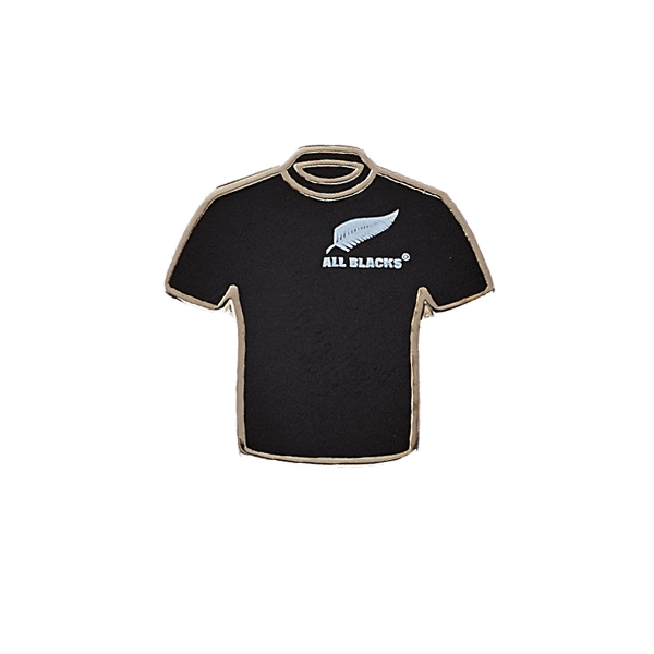 All Blacks Jersey Pin