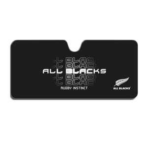All Blacks Car Sunshade