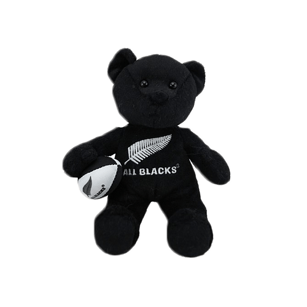 All Blacks Soft Toy Haka Beanie Bear