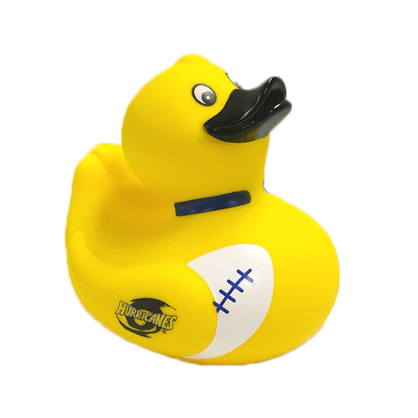 Hurricanes Super Rugby Bath Duck