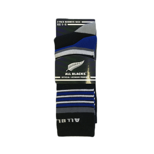 All Blacks Men Dress Socks