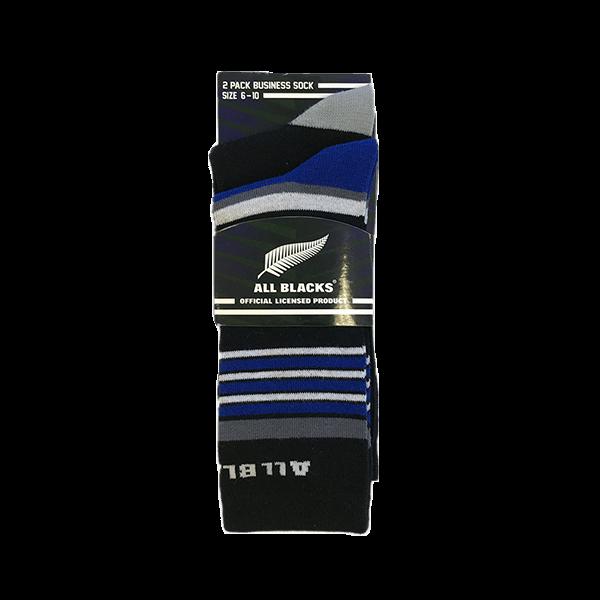 All Blacks Men Dress Socks