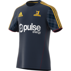 Highlanders Super Rugby Performance T Shirt
