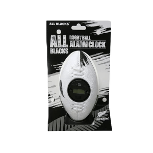 All Blacks Alarm Clock