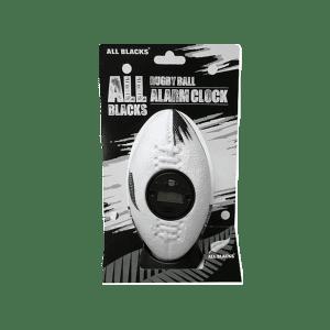 All Blacks Alarm Clock