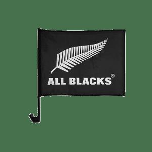 All Blacks Car Flag