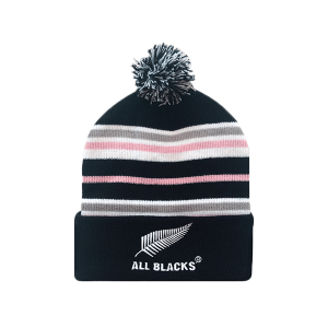 All Blacks Tri-Stripe Beanie