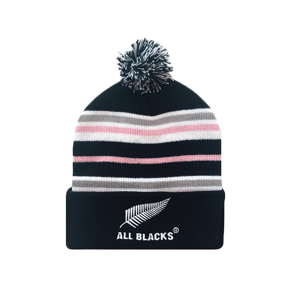 All Blacks Tri-Stripe Beanie