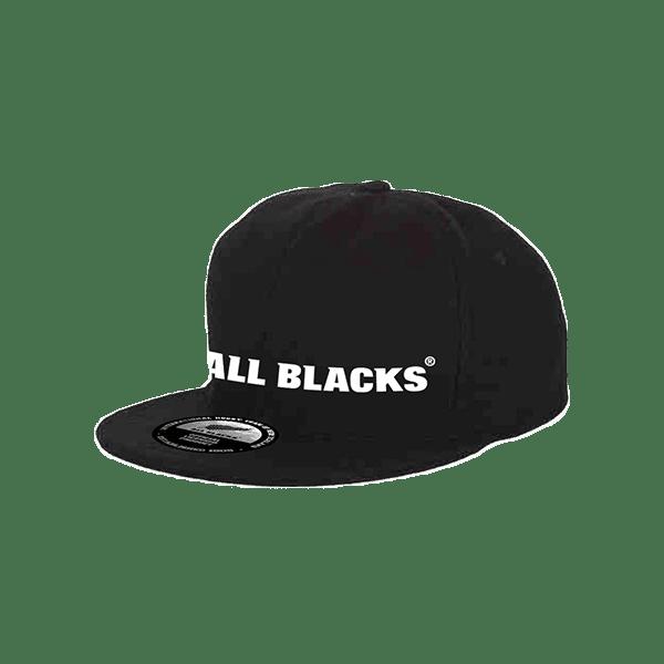 All Blacks Kids Flat Bill Cap