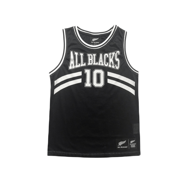 All Blacks Kids Mesh Singlet
