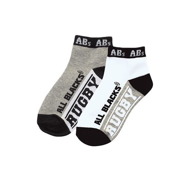 All Blacks Kids Ankle Socks