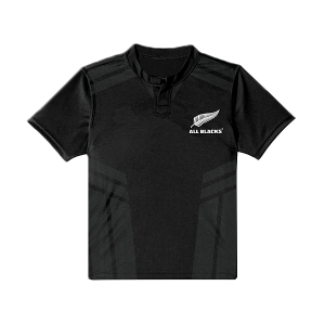 All Blacks Kids Training Jersey