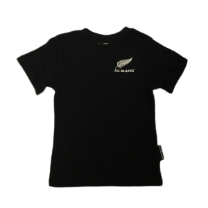 All Blacks Kids T Shirt
