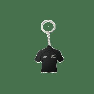 All Blacks PVC Jersey Key Ring