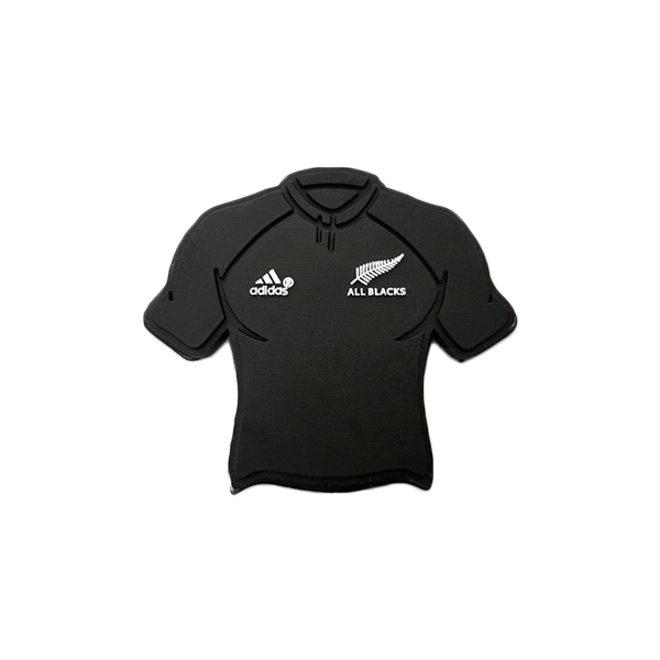 All Blacks Jersey Magnet