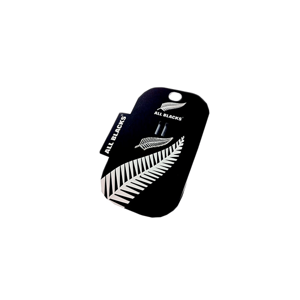 All Blacks Silver Fern Pin