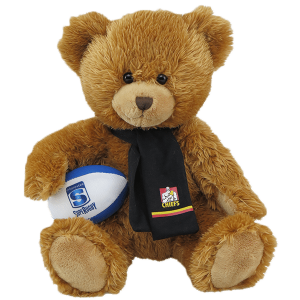 Chiefs Super Rugby Soft Toy Bear