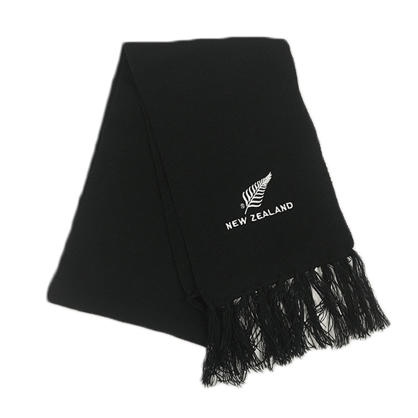 New Zealand Knitted Scarf