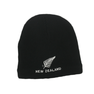 New Zealand Fern Beanie