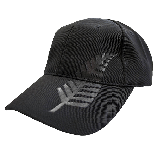 Rugby Culture Embossed Fern Cap