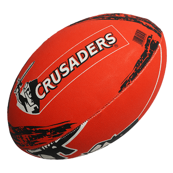 Crusaders Super Rugby Supporter Ball