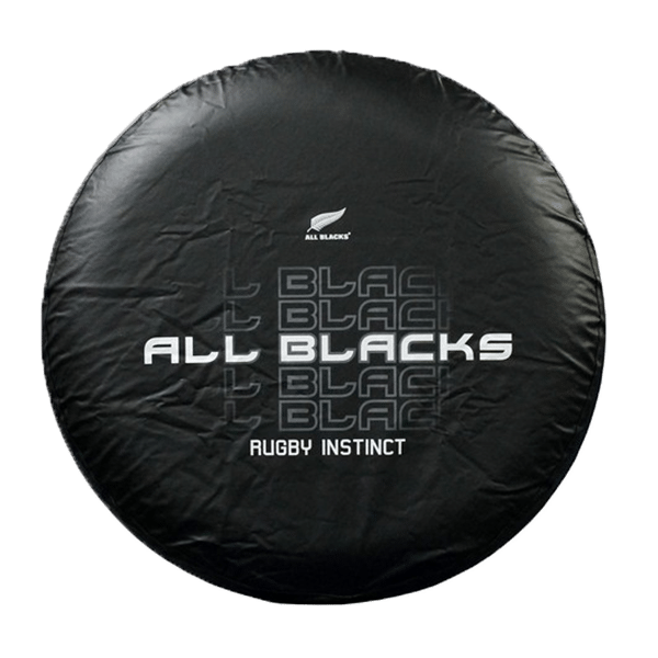 All Black Tyre Cover