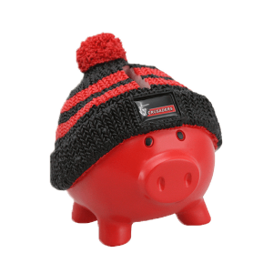 Crusaders Beanie Piggy Bank
