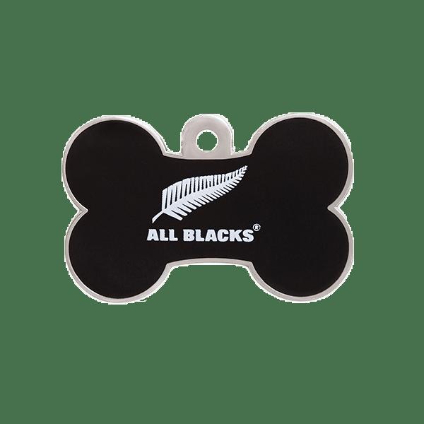 All Blacks Bone ID Tag