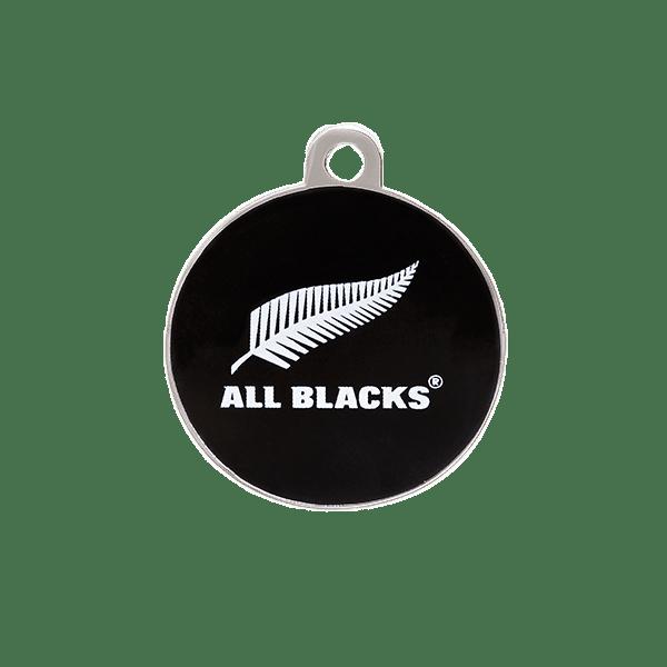 All Blacks Round ID Tag