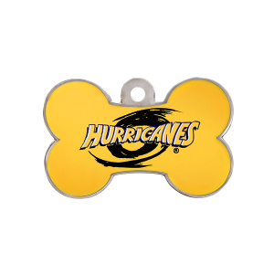 Hurricanes Bone ID Tag