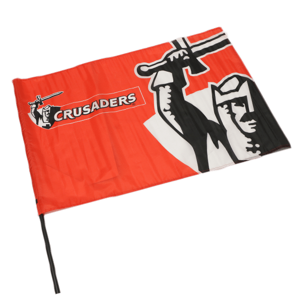 Crusaders Large Flag