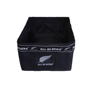 All Blacks Dog Travel Bowl