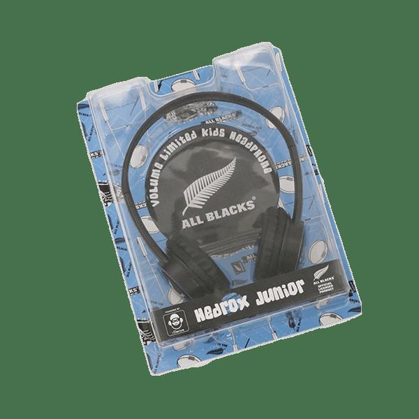 All Blacks Hedrox Junior Headphone