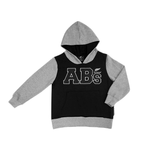 All Blacks Kids Pocket Hoodie