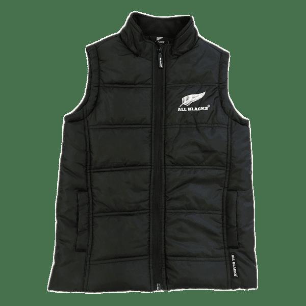 All Blacks Baby Puffer Vest