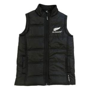 All Blacks Kids Puffer Vest