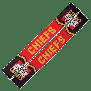 Chiefs Jacquard Split Icon Scarf