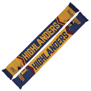 Highlanders Jacquard Split Icon Scarf