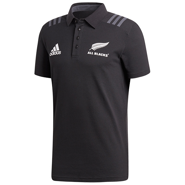 All Blacks Polo Shirt Black