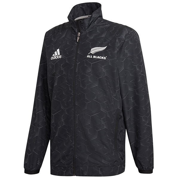 All Blacks Tri-Axle Presentation Jacket