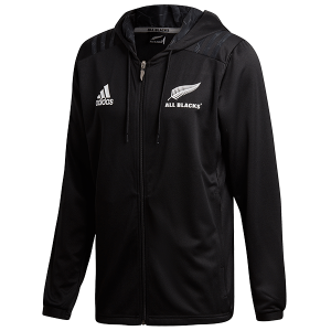 All Blacks Tri-Axle Hoodie