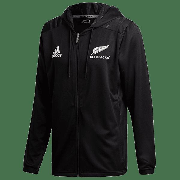 All Blacks Tri-Axle Hoodie
