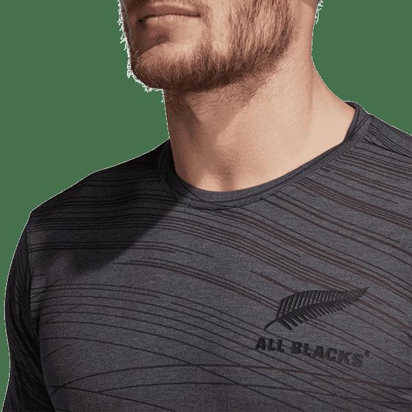 814ec058 All Blacks Sport Lux Performance T Shirt   Champions of the World