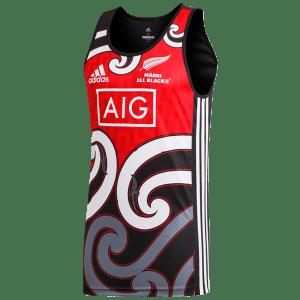 Maori All Blacks Singlet