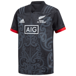 Maori All Blacks Kids Jersey
